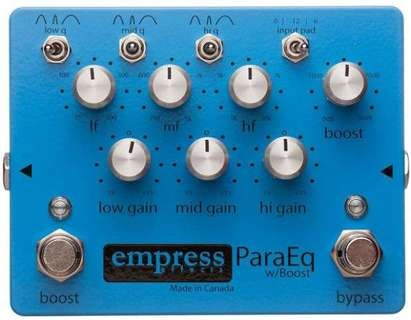 Empress Effects Para Eq W/boost