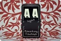 Bleeding Cowboys AA Light Anonymous Amp DI Box