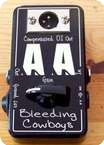 Bleeding Cowboys AA Anonymous Amp Type F DI Box