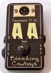 Bleeding Cowboys AA Anonymous Amp Type M DI Box