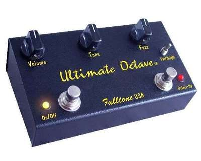 Fulltone Ultimate Octave