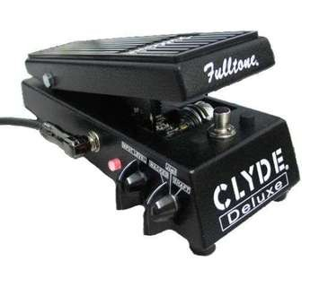 Fulltone Clyde Deluxe Wah With Buffer