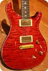 PRS Private Stock Serial 074 1999 Raspberry Red 