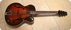 Heritage USA eagle Jazz Guitar 1987