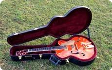 Gretsch G6120 2005 Orange