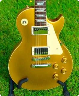 Les Paul Standard Goldtop  1984