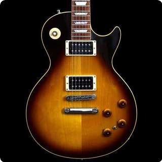 Gibson Custom Shop Slash Signature Les Paul  Dark Tabacco Sunburst