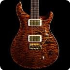 PRS Private Stock Modern Eagle Quatro Black Gold 3220