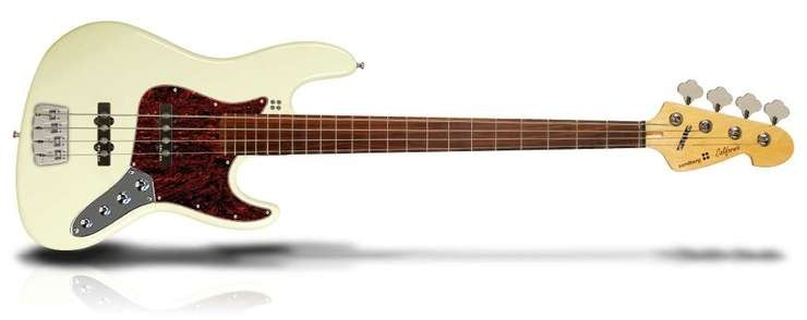 Sandberg California Tt 4 Creme Highgloss