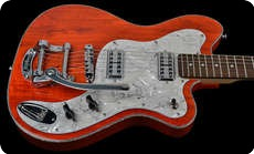Katar Popmaster Special With Bigsby Agent Orange
