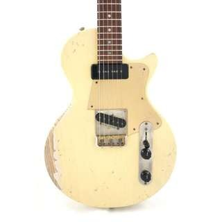 Fano Sp6 Blonde Heavy Distress