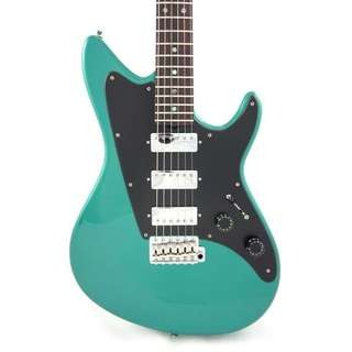 Grosh Guitars Electrajet Custom Green