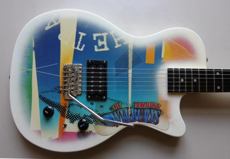 Gretsch Traveling Wilburys Guitar For Sale