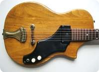 National OZARK STEEL SLIDE GUITAR 1958