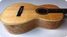 Bosma Guitars No Martin BUILT BOSMA SPRUCE And MAPLE PARLOR GUITAR 2013 Natural