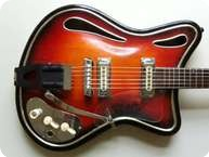 Hopf SATURN 63 1963 Sunburst
