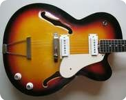 Eko EXPLORER 1964 Sunburst