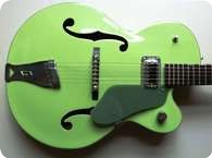 Gretsch 6125 SINGLE ANNIE TWO TONE GREEN