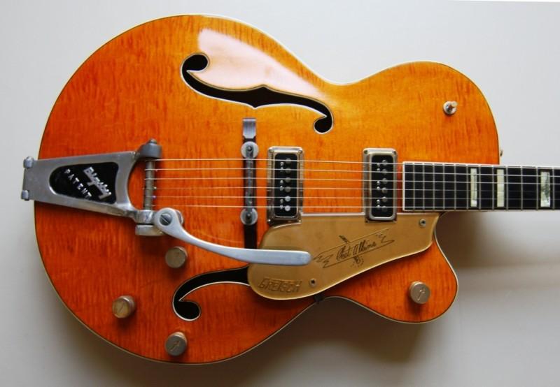 gretsch 6120 chet atkins hollowbody 1950 39 s 0 guitar for sale classic rock guitars. Black Bedroom Furniture Sets. Home Design Ideas