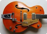 Gretsch 6120 CHET ATKINS HOLLOWBODY 1958 Western Orange