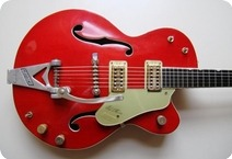 Gretsch 6120 CHET ATKINS HOLLOWBODY 1961 Red