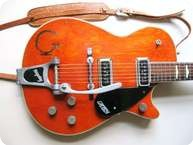 Gretsch 6121 CHET ATKINS SOLIDBODY ROUNDUP 1956 Western Orange