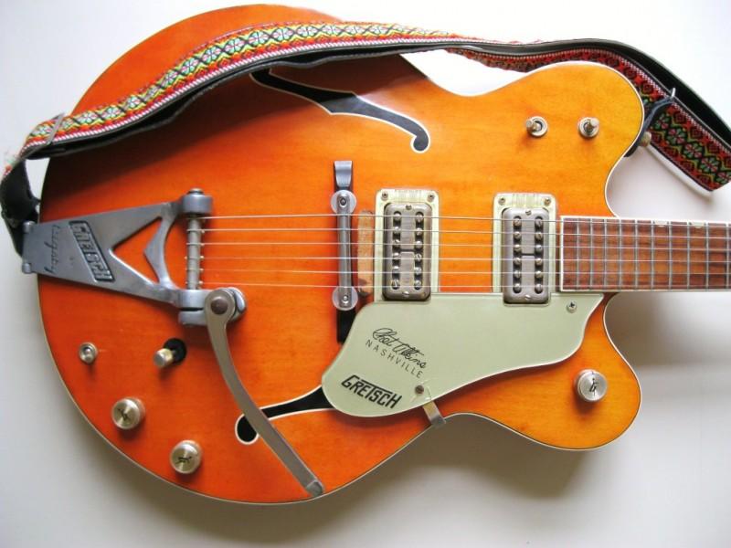 gretsch 6120 chet atkins nashville 1967 0 guitar for sale classic rock guitars. Black Bedroom Furniture Sets. Home Design Ideas