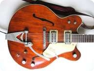 Gretsch 6122 CHET ATKINS COUNTRY GENTLEMAN 1967