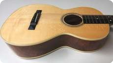 Bosma Guitars No Martin SPRUCE And MAHOGANY PARLOR GUITAR 2013 Natural