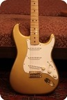 Fender Stratocaster Gold on gold 1981 Gold