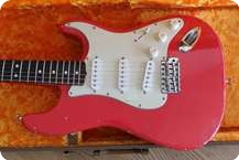 Fender Stratocaster Reissue 1986 Fiesta Red