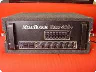 Mesa Boogie Bass 400