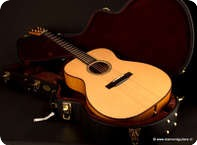 C.F. Martin 1833 Serie Custom Shop 0000 AlpineBirdseye 2007
