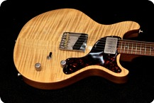 Deimel Guitarworks Doublestar Raw Tone 2012 Maple Honey