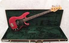 Fender Precision Bass 1976 Candy Red