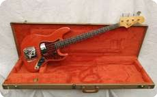 Fender Jazz 1964 Fiesta Red