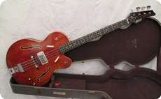 Gretsch 6071 1967 Red Mahogony