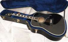 Gibson Custom Dove 2010 Ebony