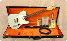 Fender 63 Closet Classic Tele Custom Shop Daphne Blue