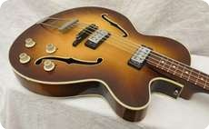 Hofner 60s President Sunburst