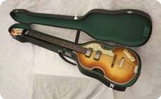 Hofner 61 Cavern Bass Sunburst
