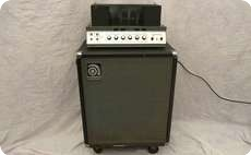 Ampeg B15 Portaflex 1971 Black Tolex