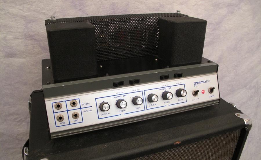 ampeg b15n 1972 black tolex amp for sale andy baxter bass guitars ltd. Black Bedroom Furniture Sets. Home Design Ideas