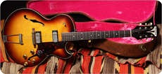 Epiphone SORRENTO 1961 SUNBURST