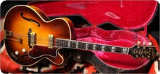 Epiphone ZEPHYR DELUXE REGENT 1951 SUNBURST