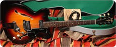 Hofner VERITHIN 1966 SUNBURST
