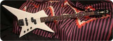 Guild SB 608 Flying Star 1984 White