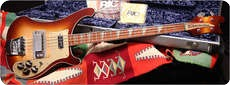 Rickenbacker 4003 VP 1998 MONTEZUMA BROWN