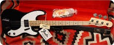 Fender TELECASTER BASS 1972 Black