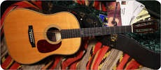 Martin HD 28 SO LIMITED 1995 Natural